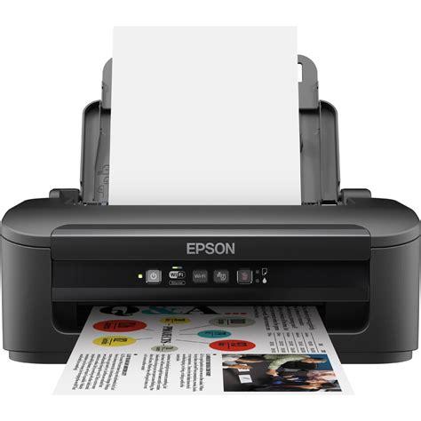 Printer Epson Wf epson workforce wf 2010w a4 colour inkjet printer