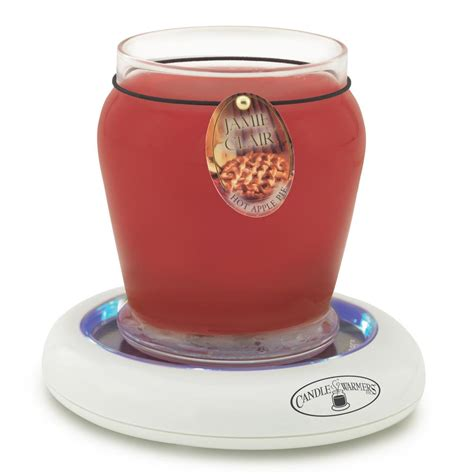 candel warmer signature lighted candle warmer