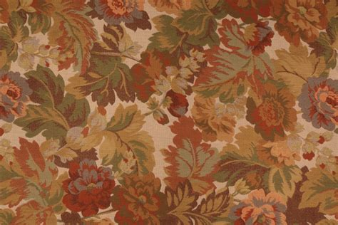 needlepoint fabric upholstery 8 8 yards tapestry upholstery fabric in autumn