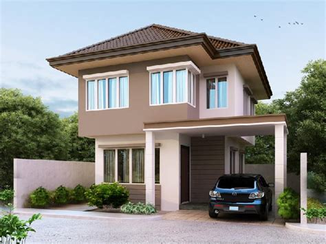cheap 2 story houses 25 plantas de casas modernas projeto 3d lindos