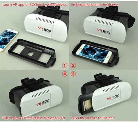 I One Vr Box 3rd 3d Reality Giasses 2 2015 cardboard vr box 3d reality glasses