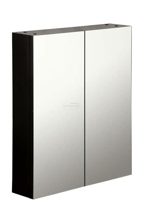 black mirror bathroom cabinet nova blackmirror cabinet 600mm