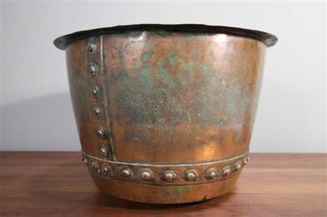 antique copper antiques atlas industrial antique copper bowl