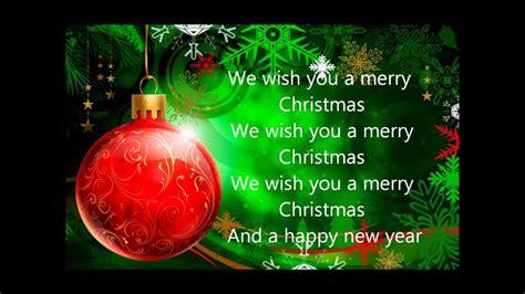 enya we wish you a merry christmas lyrics youtube