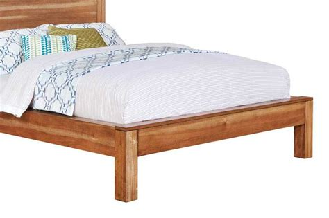 natural wood platform bed evan platform bed co651 platform beds
