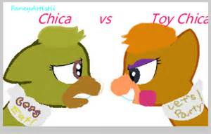 Chica Fnaf As Pony By Kirbybisharp On Deviantart » Ideas Home Design