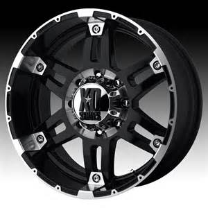 Xd Wheels On Truck Gallery Xd Black Truck Rims