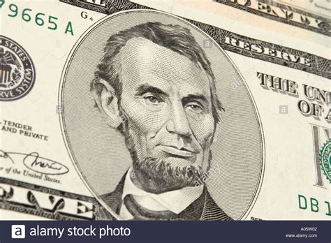 abraham lincoln on dollar money usa american currency of abraham lincoln on