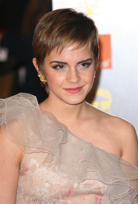 the haircut 2013 cute emma watson pixie haircut 2013 fashion trends