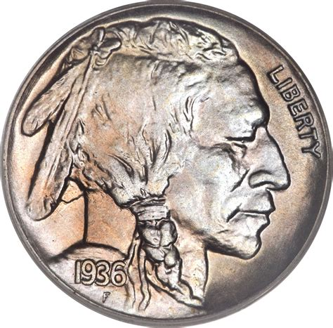 5 cents quot buffalo nickel quot flat ground united states