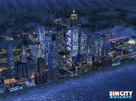 simcity android simcity buildit announced for ios and android