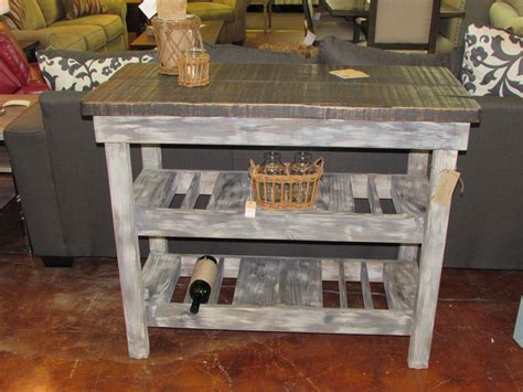 rough cut bar tops rustic farm table with bench drop leaf table wine bar buffet table just fine