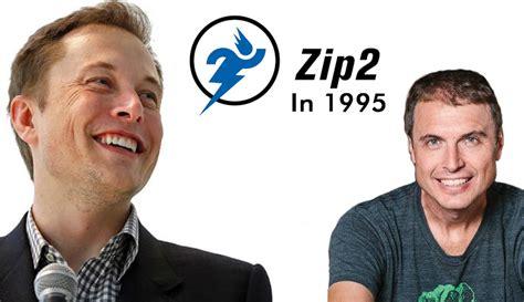 elon musk zip2 sale 32 electrifying facts about elon musk