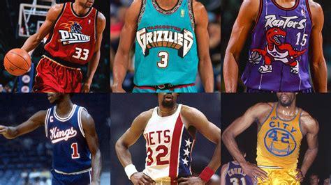 T Shirt Kaos Basket Nba Time George Pg Okc Biru Away the 30 best nba throwback jerseys the undefeated