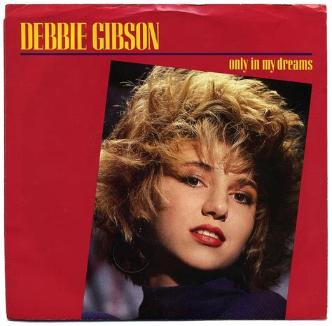 middle age hair cut in dreams quot only in my dreams quot debbie gibson debbie gibson
