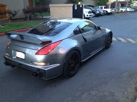 nissan 370z nismo front bumper post pics of your nismo v3 front bumpers