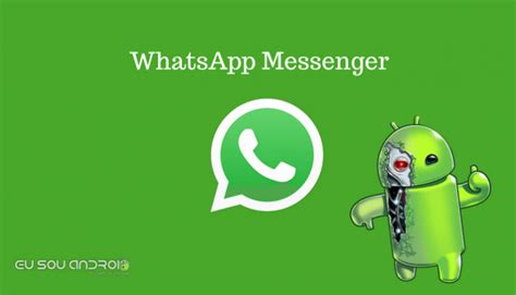 whatsapp messenger apk whatsapp messenger apk eu sou android
