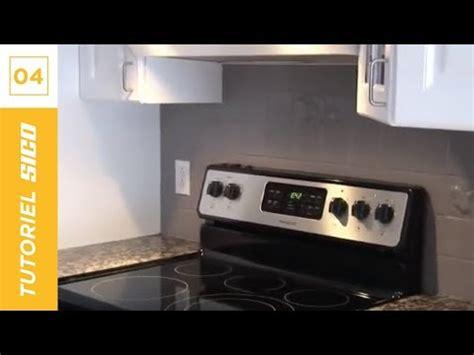 cr馘ence de cuisine autocollante imitation ceramique autocollante maison design bahbe com