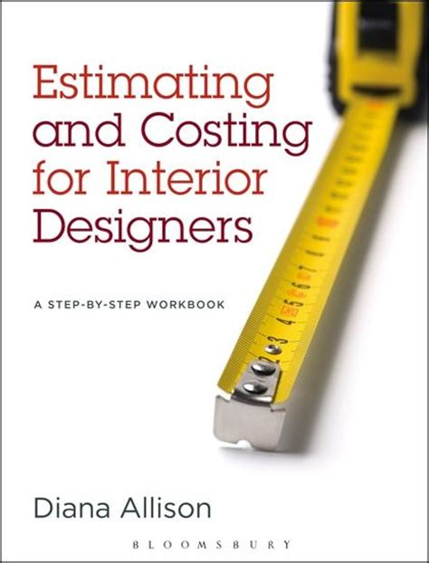 Interior Design Estimate by Estimating And Costing For Interior Designers A Step By
