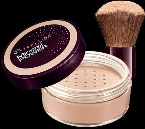 Maybelline Powder Foundation maybelline mineral power powder foundation reviews photos