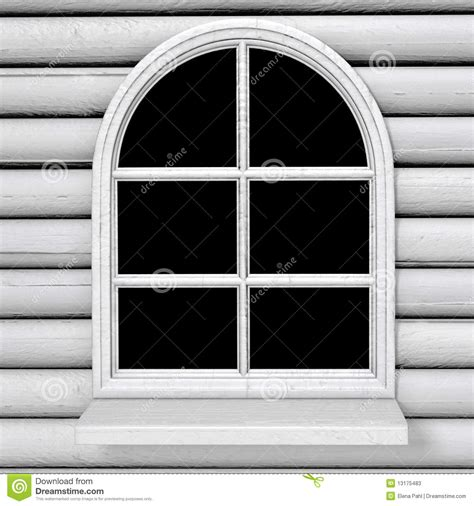 country style windows country style window stock illustration image of frame