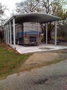 Garage Designs With Living Space Above outdoor amp indoor rv storage options for winter protection