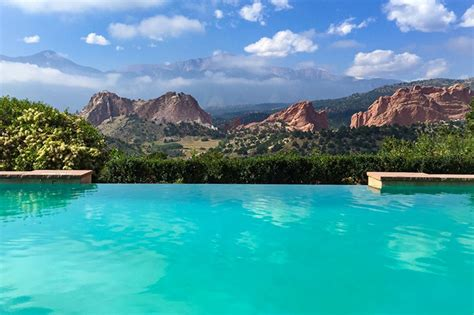 Garden Of The Gods Pool Co Springs Resort Pools Garden Of The Gods Collection