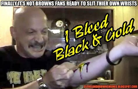 Cleveland Brown Memes - 22 best images about hate for the steelers on pinterest