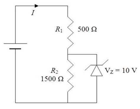 theory of zener diode zener shunt regulator circuit zener free engine image for user manual