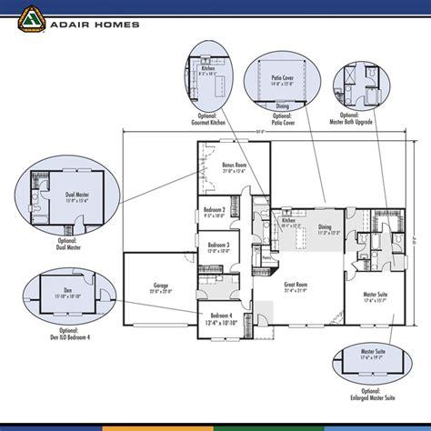 adair homes the st helens 2677 home plan