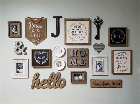 kitchen gallery wall 25 best ideas about rustic gallery wall on