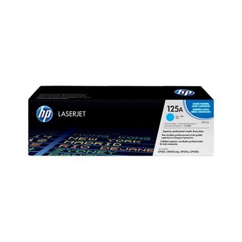 Tinta Printer Hp Cp1215 Toner Hp Laserjet Cyan Cp1215 Cb541a Pcbox