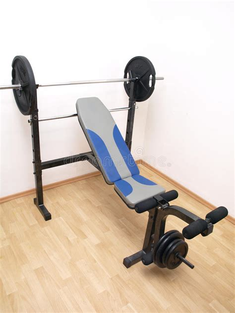 free bench press full size bench press stock image image of weights sport