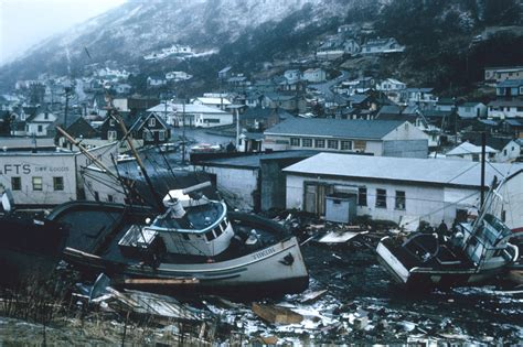 Journal Of An Aleutian Year ancient earthquakes made an island rise and fall eos