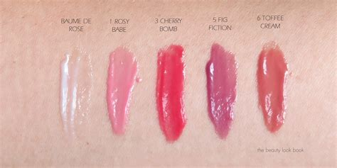 by terry baume derose swatch by terry baume de rose set limited edition the beauty
