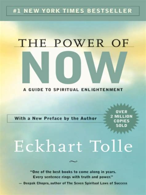 the power of now the power of now a guide to spiritual enlightenment the best self help books