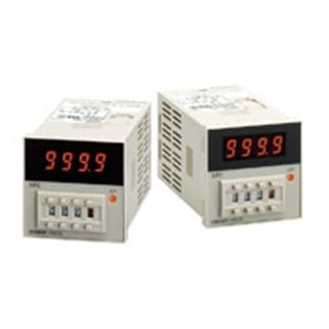 Digital Timer H5cn Ybn Omron h5cn digital timer lineup omron industrial automation