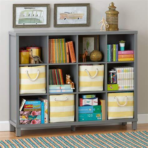 Kids Bookcases Bookshelves The Land Of Nod Bookshelves For Room