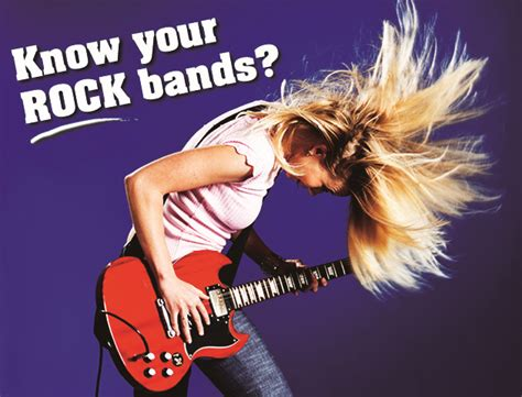 Geotripper Permission To Play Picking Up Rocks In Test Your Classic Rock Knowledge Prizes