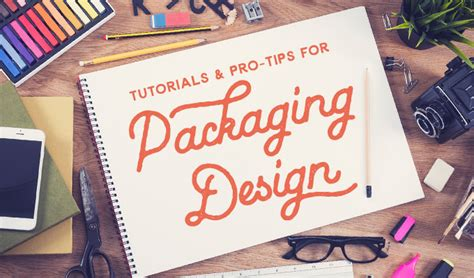 3 Tips To Using Packaging - how to design packaging 50 tutorials pro tips