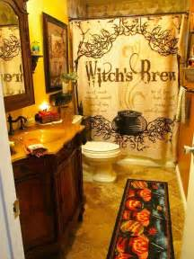 halloween decorations bathroom to scare away your guests bathroom decoration ideas for your house home and