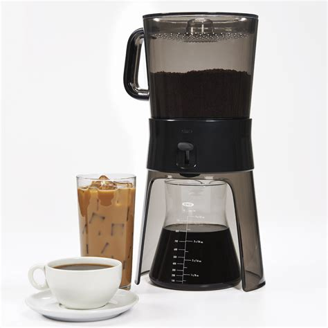 Review: OXO Cold Brew Coffee Maker   WIRED