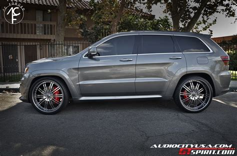 Jeep Grand Rims Jeep Grand Srt8 On Ac Forged Wheels