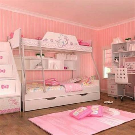 pictures of hello kitty bedrooms 19 sweet hello kitty kids room d 233 cor ideas shelterness
