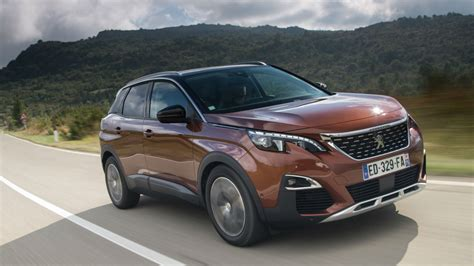 peugeot 3007 review suv with most ground clearance autos post