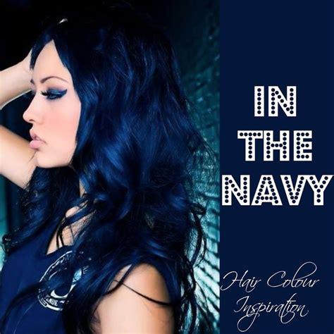 how to dye black hair blue navy blue hair colour inspiration rock your locks hair
