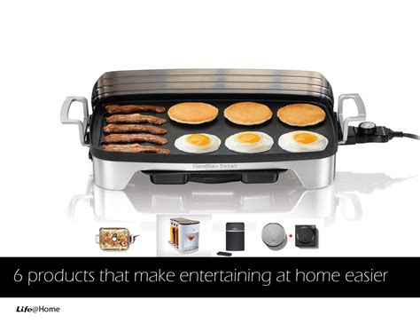 entertaining at home 6 products that make entertaining at home easier eieihome