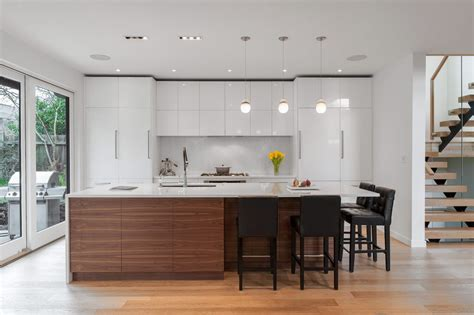 Kitchen Scandinavian Design scandinavian influenced kitchen design and millwork