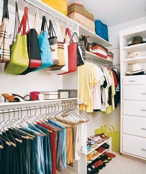 The Most Simple Shoe Closet Ideas Advice For Your Home Decoration Categorize Clothing Inspirational Closets Real Simple