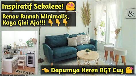 renovasi rumah kecil minimalis interior rumah modern